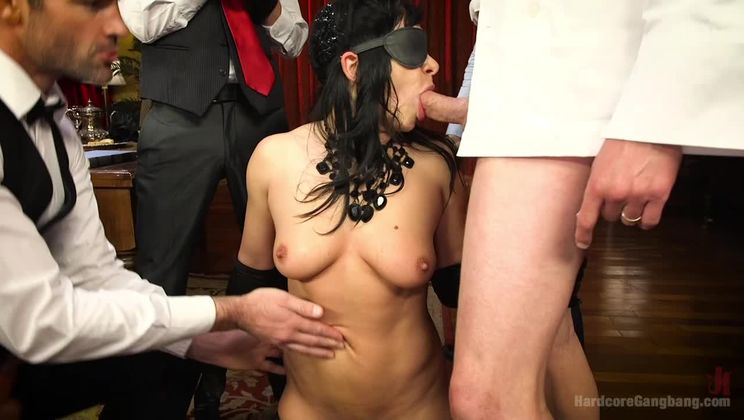 Lea Lexis in Bourgeois Filth & The Litanies of Perversion