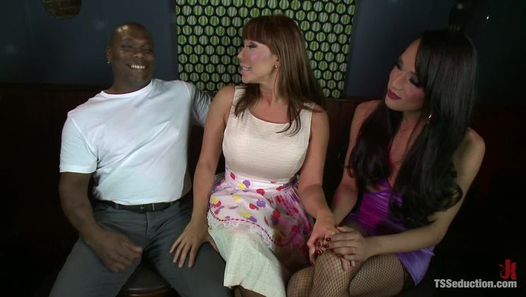 The Husband, The Wive & their Dominatrix: A Dirty Threesome